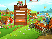 Big Farm - Login